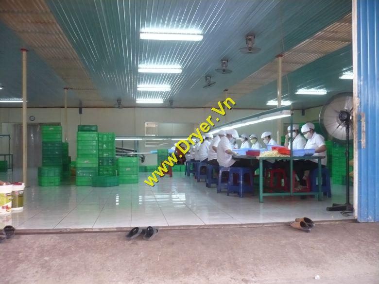 Khu chế biến - VinaCommodities Đồng Nai