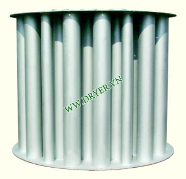 hệ thống trao đổi nhiệt gián tiếp buồng đốt