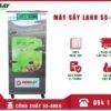 Thông số Máy sấy lạnh thực phẩm 12 khay