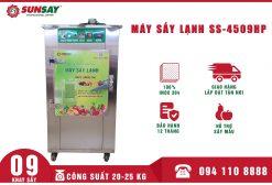Máy sấy lạnh mini 9 khay SUNSAY