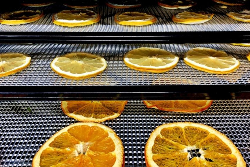 Công nghệ sấy hoa quả