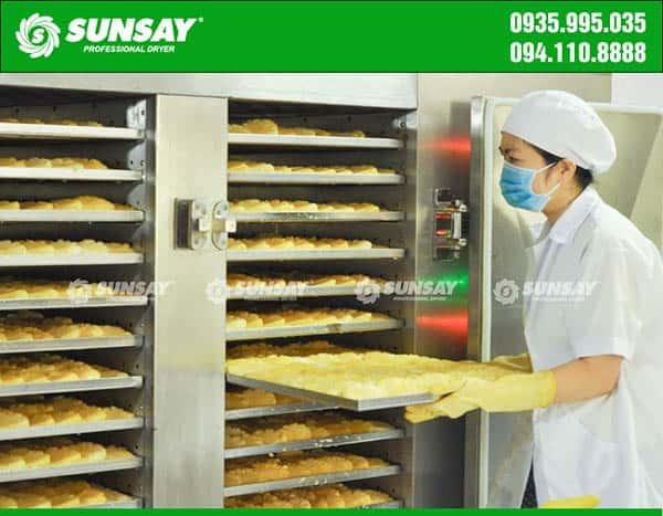 Các sản phẩm hoa quả sấy giữ trọn được chất lượng, hương vị