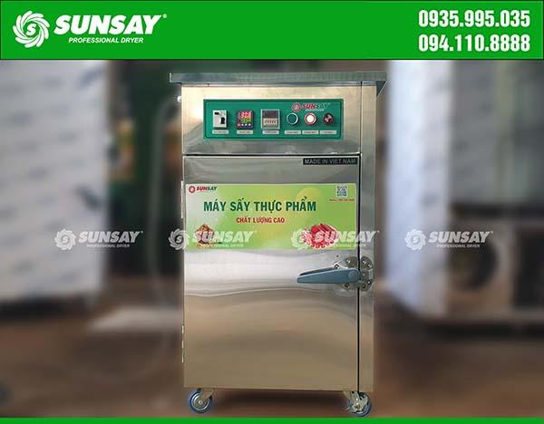 Máy sấy lạnh mini hoạt động êm ái, thiết kế nhỏ gọn