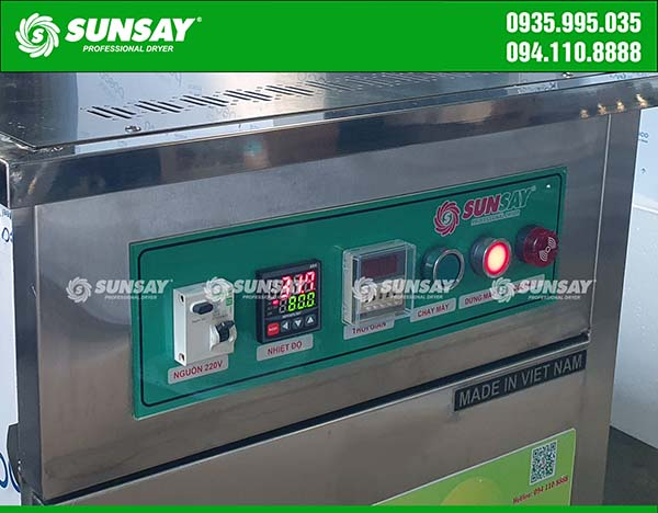 Máy sấy lạnh có cơ chế hoạt động khác biệt so với những sản phẩm khác